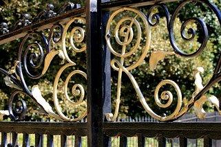 King Edward VII gates