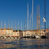 St Tropez Harbour © Ian Roman
