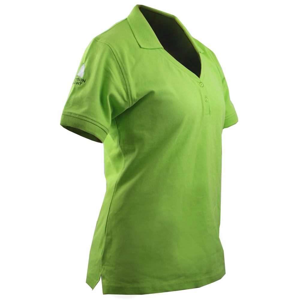 Ladies Polo Lime