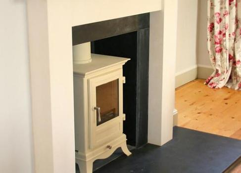 Barton Farm House Fireplace