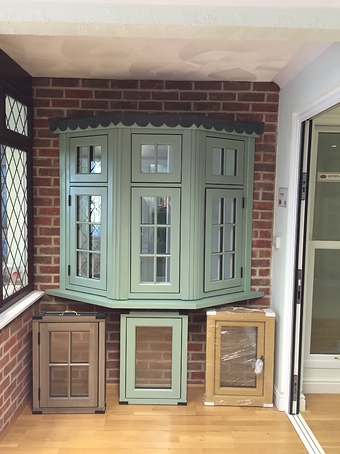 Upvc Colour options