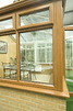 Oak effect upvc