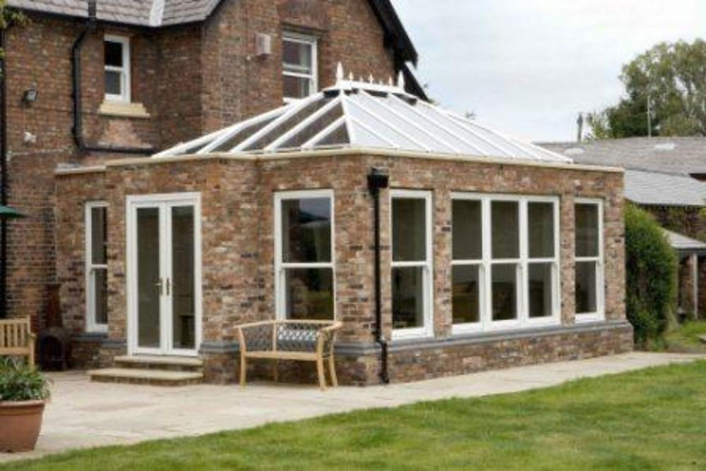 Conservatories orangeries products bjh windows and for Orangery ideas uk