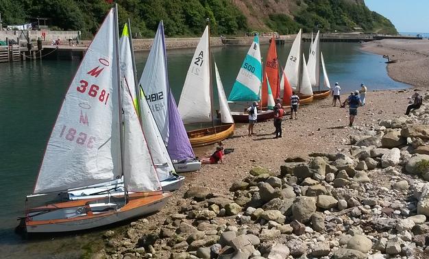 Harbour Race entries