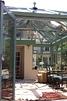 Hardwood Green Conservatory