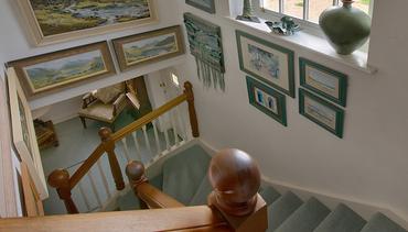 Vertical Sliding Sash Double Glazed Window in White Pvc-u