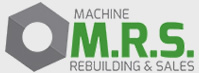 Machine Rebuilding and Sales