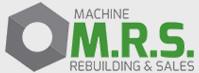 Machine Rebuilding and Sales