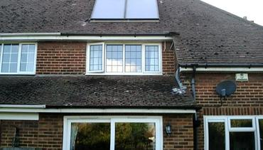 House with Solar PV
