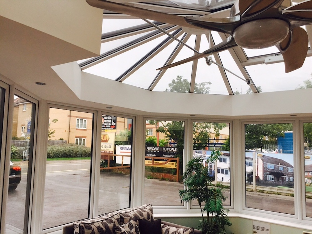 Livin Room Orangery :: Products :: BJH Windows and ...
