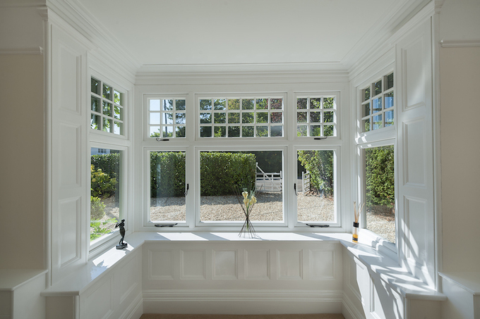 Large Edwardian Property With White Upvc Double Glazed