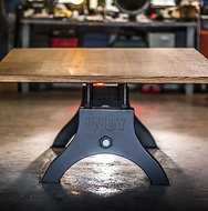 Indy Custom Table in Black