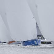 Gazprom Swan 60 class heads to Flensburg