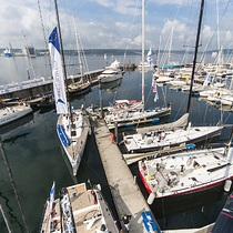 Marina Sonwik Germany location for race start