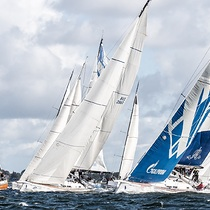 The Nord Stream Race started in perfect conditions