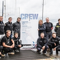 Tsaar Peter crew line up
