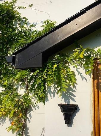 black roofline product