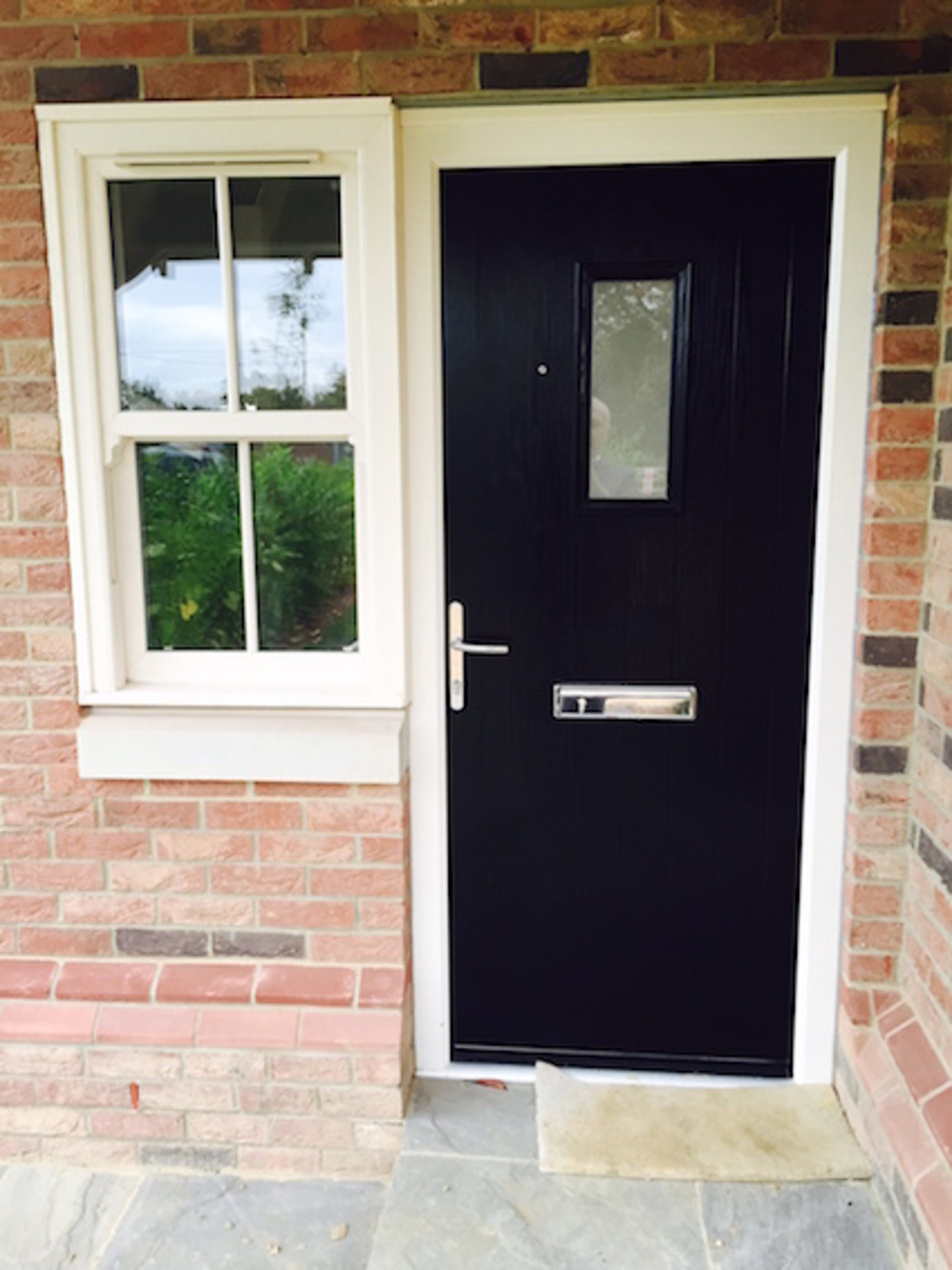 Doors products bjh windows and conservatories for Composite front doors