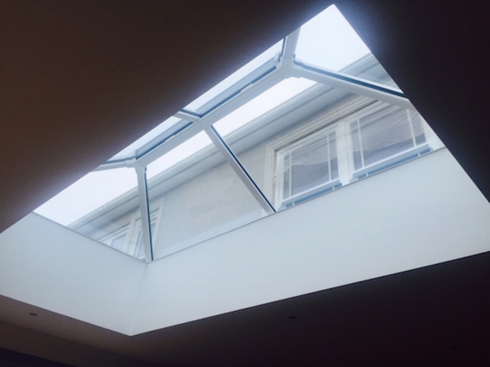 Atrium roof products bjh windows and conservatories for Where to buy atrium windows