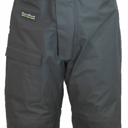 Trousers Grey Front mid