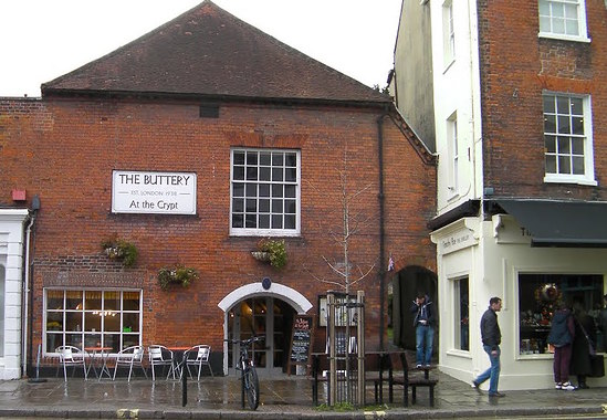 The Buttery