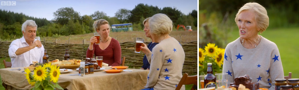 Watch Us On Mary Berry S Foolproof Cooking Bbc2 Series Blog The Garlic Farm For All Things Garlic