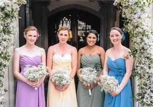Pollard Bridesmaids