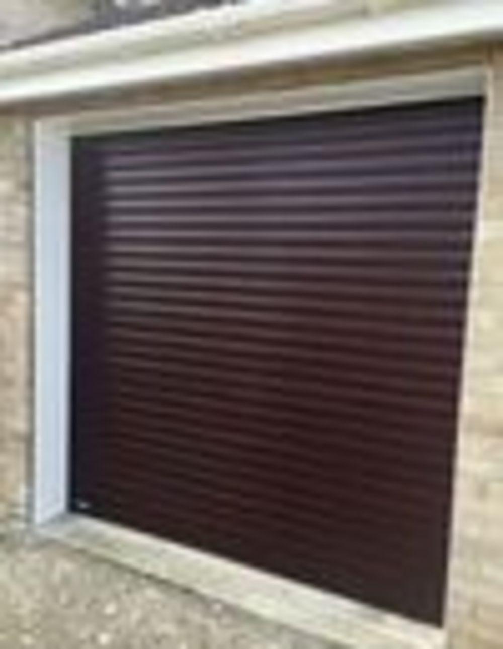 Roller Doors Product : Roller shutter garage doors products bjh windows and