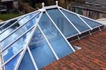 Skylight Atrium Roof