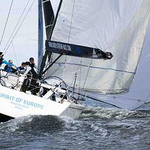 Spirit of Europe 3 sail reach
