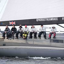 The Nord Stream Race requires excellent team work