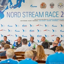 Press conference St Petersburg
