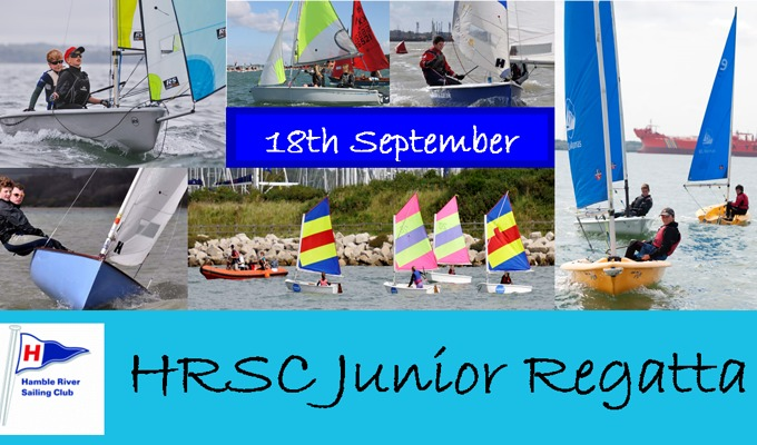 Junior Regatta 18.09
