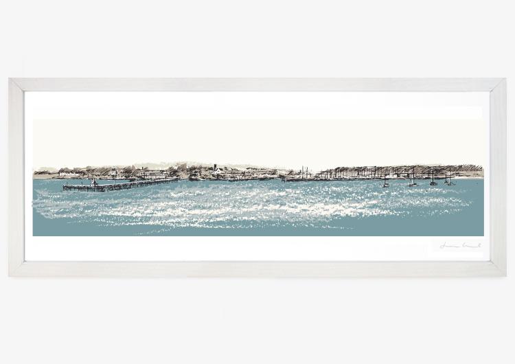 Yarmouth Panorama