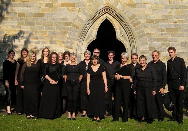 Chamber Choir at Nuthurst