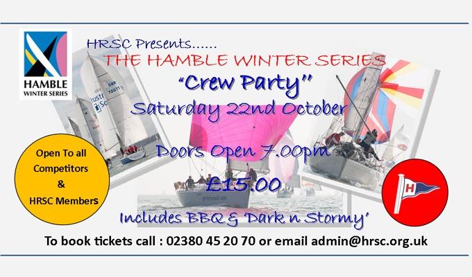 HWS Crew Party