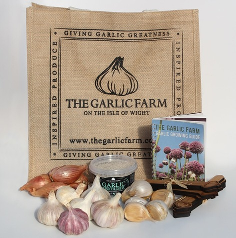 Garlic growers seed pack