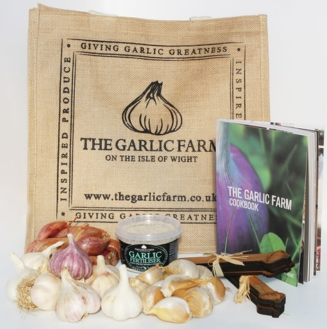 Garlic Farmers Seed Garlic Pack