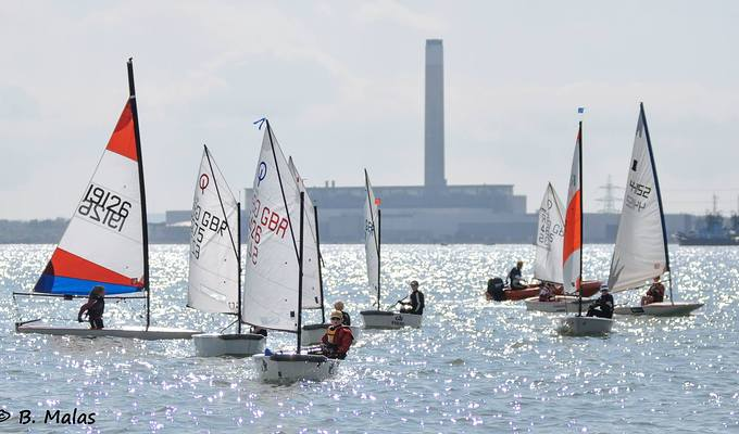 Cadet Junior Regatta 2016