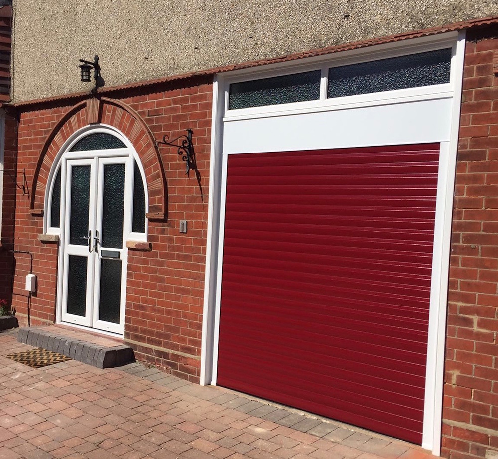 Roller Shutter Garage Doors Products Bjh Windows And
