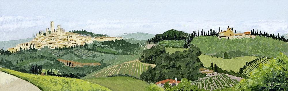 San gim in tuscan Landscape.jpg
