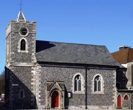 St Pancras Church Chichester