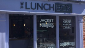 the lunch box chichester