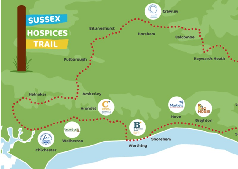 Sussex Hospice Trail