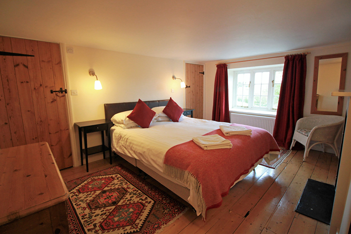 Little Mersley Farmhouse first floor double room.jpg