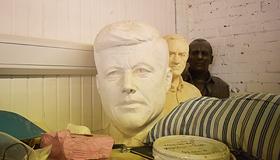 Vincent Gray, sculpture, Venue 33
