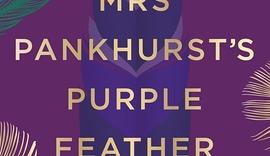 Mrs Pankhursts Purple Feather