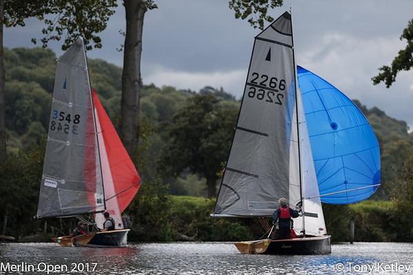 Upper Thames Sailing Club : Boat Classes