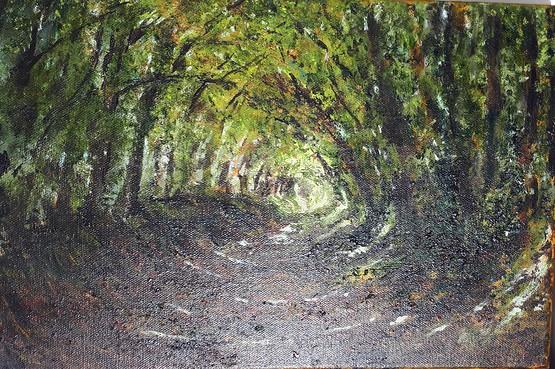 Ancient Path 70 x 50 cms Oil on Canvas - Copy.jpg