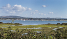 Paul Adams 150925FDC_4245+ North Common looking north over Emsworth Channel to Downs.jpg